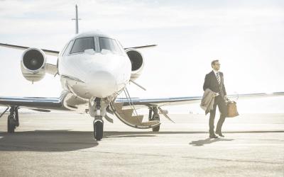 Aviones privados otra forma de viajar